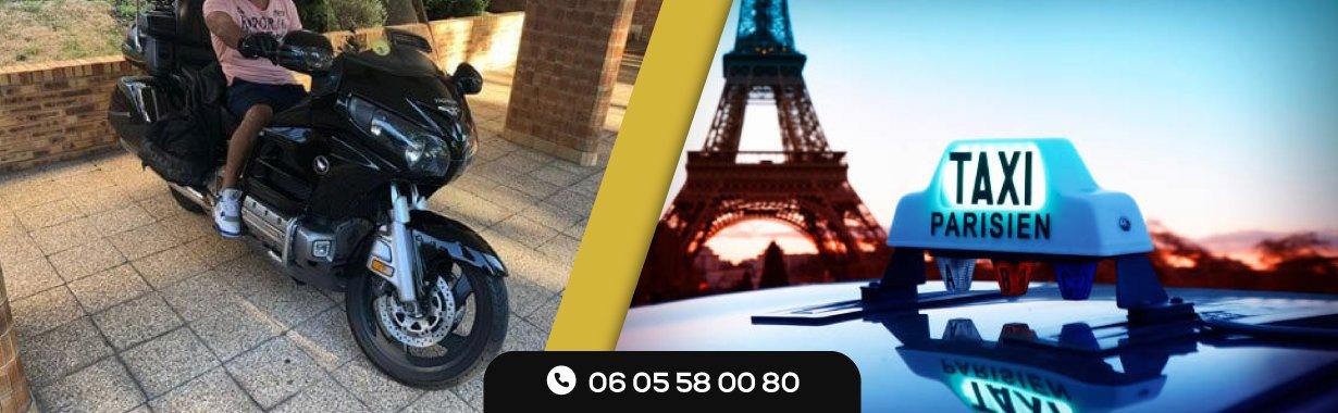 Forfait Taxi Parisiens
