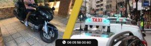 Consultation pour calmer les Taxis à Paris