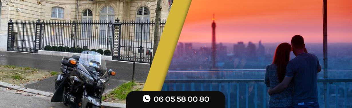 Faire une escapade luxe et romantique à Paris