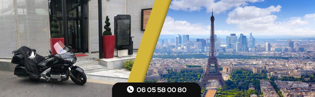 Un nouveau moyen de transport rapide et agreable pour tous les déplacements à Paris