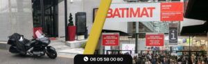 Taxi Moto Salon Batimat 2017
