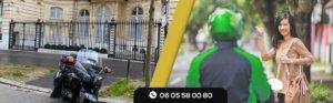 Les Taxis Motos : Problème de transport résolu !