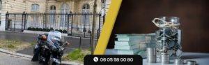 Tarifs Forfaitaires pour les Taxis Parisiens vers et depuis les Aéroports comme pour les Taxi Moto