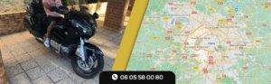 Taxi Moto Hauts-de-Seine