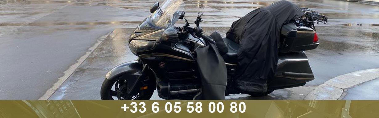 Taxi moto Joinville-le-Pont