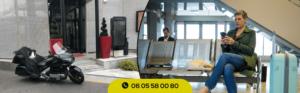Reserver-taxi-moto-aeroport